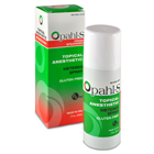 Opahl-S Topical Anesthetic Spray - Fresh Spearmint, 2 oz. can. 20% Benzocaine. Great for use on