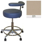Galaxy Assistant's Stool - Bone Color. 16