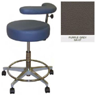 Galaxy Assistant's Stool - Purple Grey Color. 16