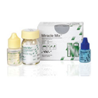 Miracle Mix Powder-Liquid Kit, Self-Cure Metal Reinforced Crown and Core Build-Up Material