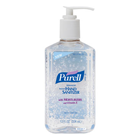 Purell Advanced Instant Hand Sanitizer 12 - 12oz. Bottles. Delivers advanced antimicrobial germ
