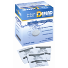 Defend Ultrasonic Cleaning Tablets - 64 Tablets/Box, 2 tablets/1 gal. Made from a biodegradable