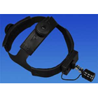 Palmero High Power LED Headband Headlight - High Power, No lengthy wires, no bulbs, no plugs. Just