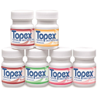 Topex Strawberry flavored Topical Anesthetic Gel (Benzocaine 20%), 1 oz. Jar