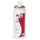 Topex Topical Anesthetic Metered Spray. Wild Cherry flavor, Benzocaine 20%. Delivers over 1000