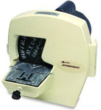 "Buffalo Dental Buffalo Model Trimmer - 12"" Reversible Carborundum Disc, 1/2 HP motor, 120 Volt AC"
