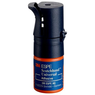 Scotchbond Universal Adhesive Refill - 5 mL Vial. Single-bottle adhesive solution that offers high