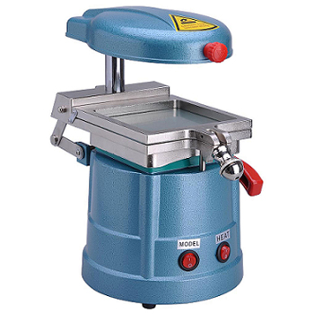 Meta Dental Vacuum Forming Machine 110V. Heavy duty spring and latch mechanism to hold all types