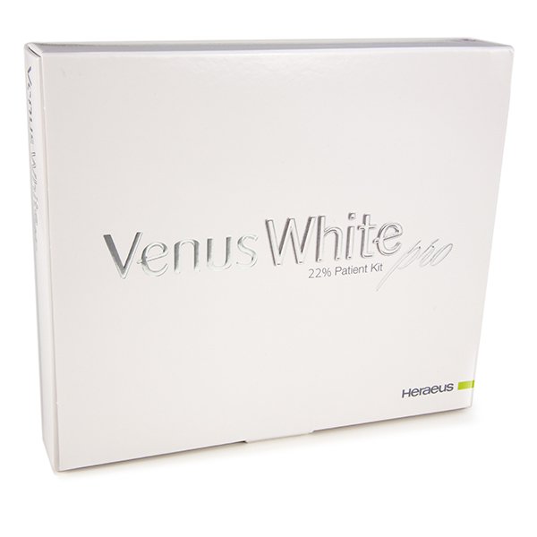 Venus White Pro Refill Kit, 22% Carbamide Peroxide Home Whitening Gel, Works Gently and Quickly