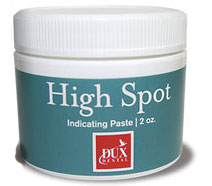 High Spot Indicating Paste, Mint Flavor. 2 oz. Jar
