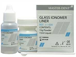 Dental Cement Kit Glass Ionomer Gm Pack