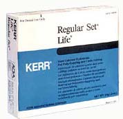 Life Regular Set - Hard-Set Calcium Hydroxide for Pulp Capping and Cavity Lining, Standard