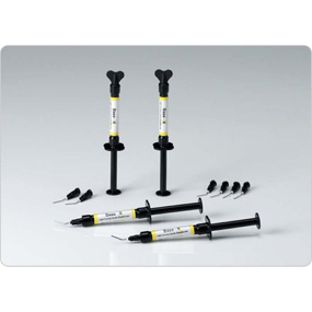 Base-it Base & Liner 2 - 2 Gm. Syringes & Tips. Light-Curing containing Calcium Hydroxyapatite