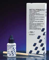 MetalPrimer II, 5 mL Bottle and Applier Brush