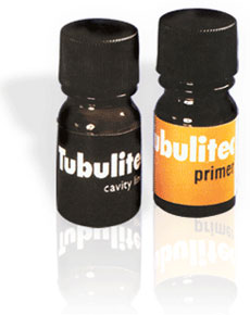 Tubulitec Liner Tubulitec Cavity Liner. Contains i.a. polystyrene and copaiba balsam dissolved