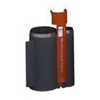 Permadyne Penta H Heavy Body Polyether Impression Material, Single Cartridge Orange. #77851