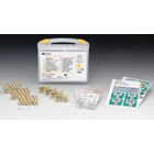 RelyX Fiber Post Introductory Kit. Kit contains: 5 postes of each size: 1, 2, and 3; 1 drill