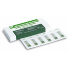 Hygenic Medium Absorbent Paper Points, White. Package of 180 points (cell pack)