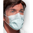Isofluid FogFree Earloop Masks w/Shield - BLUE 25/Bx. Fog-Free. Fluid Resistant Outer Layer
