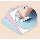 Sani-Tab Self-Adhesive Towel, Econoback: Lavender plain rectangle (13
