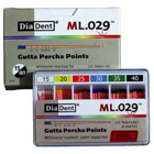 DiaDent ML.029 #40 Gutta Percha Points Spillproof (120/box)