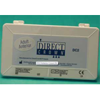 DirectCrown(R) DC2 Anterior Crown Kit - Crowns Only, Kit of 24 crowns
