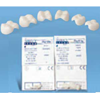 DirectCrown(R) DC2 Incisor X-Large Polymethylmethacrylate Crown