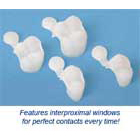 DirectCrown Natural 1(TM) Natural 1 Upper Right 1st Molar, Medium - Natural 1 Long-Term Provision