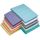 House Brand Blue Plain Rectangle (13
