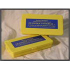 EZ-CROWN Temporary Molar Crown Kit: works with any temporary material, 6 sizes per quadrant 3