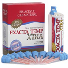 Exacta Temp Xtra Shade A2 Crown and Bridge Material. Bonds to itself for easy repairs of add-ons