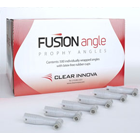 Fusion Dental Disposable Prophy Angle with Firm Cup 500/Bx. Gray