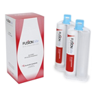 FusionBite VPS Bite Registration Material, Fast Set, 2 - 50 mL Cartridges