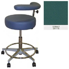 Galaxy Assistant's Stool - Cobalt Color. 16