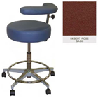 Galaxy Assistant's Stool - Desert Rose Color. 16