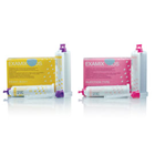 Examix NDS Heavy Body 2/Pk. (Yellow) VPS Impression Material, 2 - 48 mL Cartridges. *No Tips