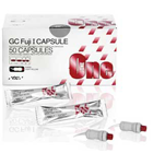 Fuji I Capsules - Glass Ionomer Luting Cement, Universal shade, Package of 50 Capsules