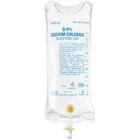 Hospira Worldwide 0.9% Sodium Chloride Injection, USP. 1000 ml Bag. Sterile, nonpyrogenic solution
