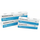 House Brand #2 D-58 Speed D Periapical X-Ray Film in a 1-Film Vinyl Packet, box of 150 Packets