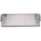 Pelton & Crane Type Large Instrument Tray, Stainless Steel, 8