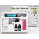 Multilink Easy Clean-Up Universal Resin Cement TRANSPARENT Complete System: 1 - 9 gram syringe