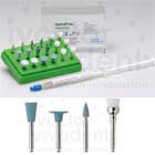 OptraFine Diamond Polishing System for Ceramics and Porcelain, Assortment Pack Contains: 2