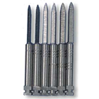 JS Post Reamers #1 - 6 Short Post Reamers, 28/12mm Blade, Box of 6 Post Reamers