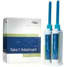 Take 1 Advanced Tray, Fast Set Refill VPS Impression Material, 2-50 ml cartridges & 6 mixing tips