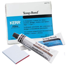 TempBond Tubes - Zinc Oxide Eugenol Temporary Cement, 1 - 50 Gm. Tube Base, 1 - 15 Gm. Tube