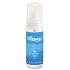Kleenex Moisturizing Foam Hand Sanitizer 62% Ethyl Alcohol (1.5 oz. Bottle). Effective against