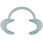 House Brand Hand-Free Cheek Retractor Double Span, Blue, Large