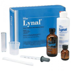 Lynal Tissue Conditioner and Temporary Reliner, Complete Package: 120 Gm. Powder, 90 mL Liquid, 15