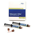 Maxcem Elite White Refill - Self-Etch, Self-Adhesive Resin Cement for Indirect Restorations
