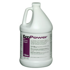 EmPower 1 Gal. Enzymatic Solution, Fresh Scented. Dual-Enzymatic Detergent, effective as both